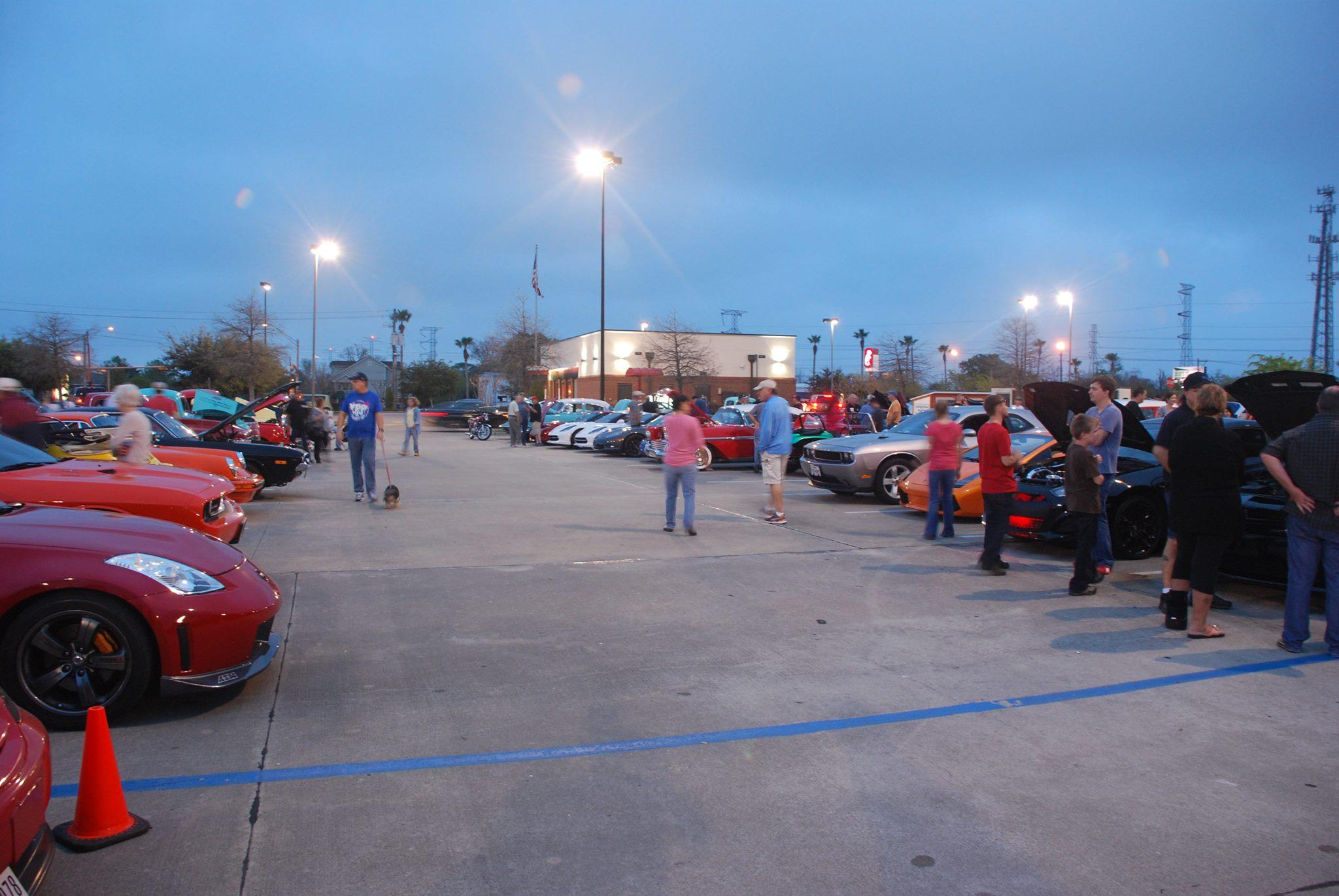 Kemah Meet And Car Show Houston Car Cruise - Kemah car show