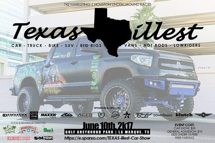 Texas illest - Houston Car Cruise